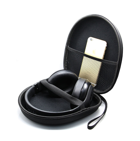 Headphone Headset Carrying Case Headset Case Headphone Carrying Case Storage Bag Pouch  Headphone Case
