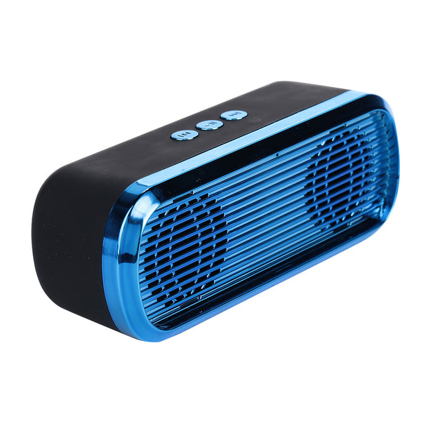 Wireless Bluetooth Speaker Subwoofer Bluetooth Speaker Portable Microphone FM Radio Outdoor Travel Portable Bluetooth Speaker
