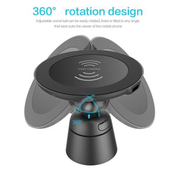 BQ003 Car Wireless Charger QI Wireless Charger