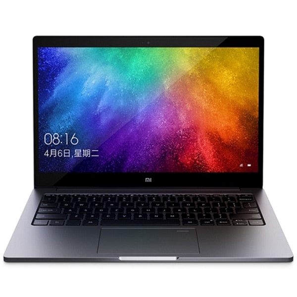 Xiaomi Air Laptop 13.3 inch Windows 10 Chinese Version Intel Core i5-8250U Quad Core 1.6GHz 8GB 256GB Dual WiFi Bluetooth 4.1 PC