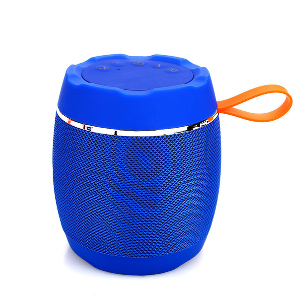 AK102 Bluetooth Speaker Cylinder Bluetooth Speaker Durable 5 Color 5W Office Gifts Bucket Speaker Relax Enjoyment
