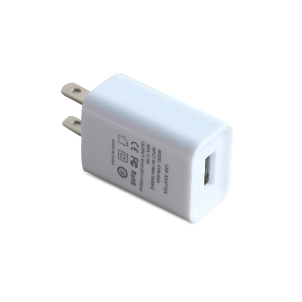 Universal USB Charger US Plug and EU Plug Charger Adapter 5V 1A Charger Adapter