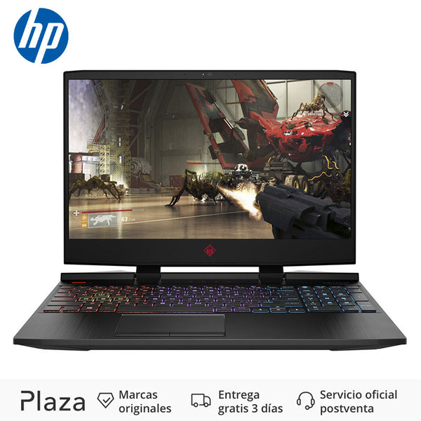 "HP Shadow Elves 4 generation 15.6"" gaming laptop (i7-8750H 8G 128G+1TB GTX1060 6G 144Hz G-Sync IPS)"