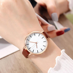 Mens Top Brand Luxury Fashion Watch Men Ultra Thin Gold Steel Mesh Watches Women Dress Quartz Lovers Watch orologio uom