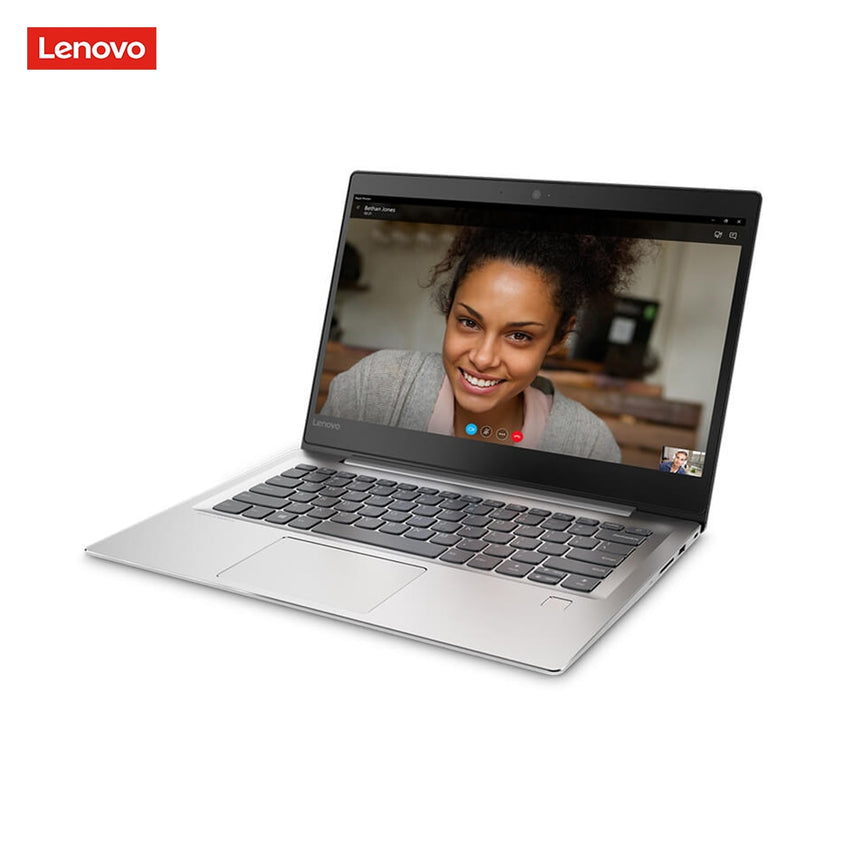 Laptop Lenovo IdeaPad 520S, 7th intel Core i3-7130U, 2.7 GHz, 14'', 1920 x 1080 pixels, 4 GB, 128 GB Grey