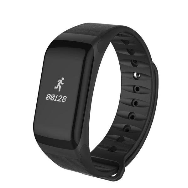 Smart Bracelets Watch, F1 Blood Pressure Monitor Fitness Bracelet Activity Tracker Smart Watch, Band Smartband Pedometer Wristband Smart Watch