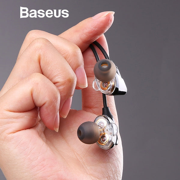 Baseus S10 Bluetooth Earphone IPX5 Waterproof wireless headphone fone de ouvido Neckband bluetooth sport auriculares with mic
