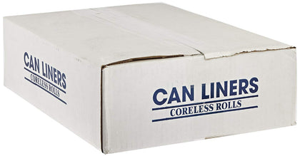 Clear (High Density) Trash Can Liners