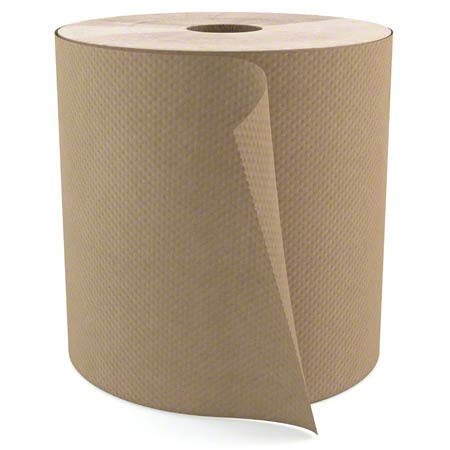 Soft Touch Roll Towels, Kraft, 6 rolls/800 ft. per roll
