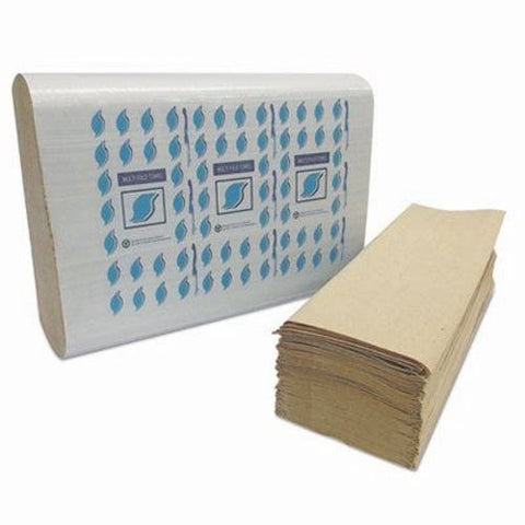 GEN Kraft Multi-fold Towels