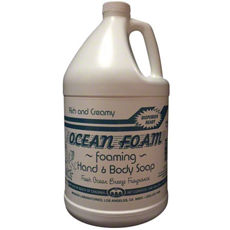 Ocean Foam Hand & Body Soap