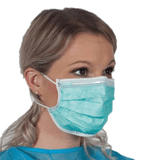 Disposable Surgical Mask, 50 count