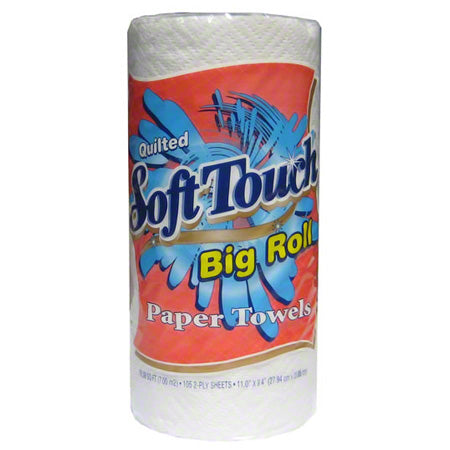 Soft Touch Big Roll Household Towels