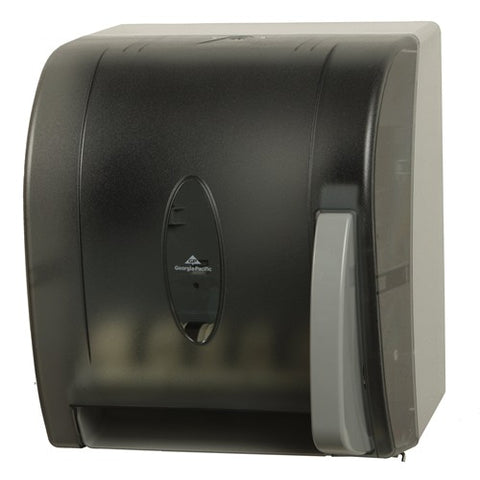 Georgia Pacific PRO Push-Paddle Roll Towel Dispenser