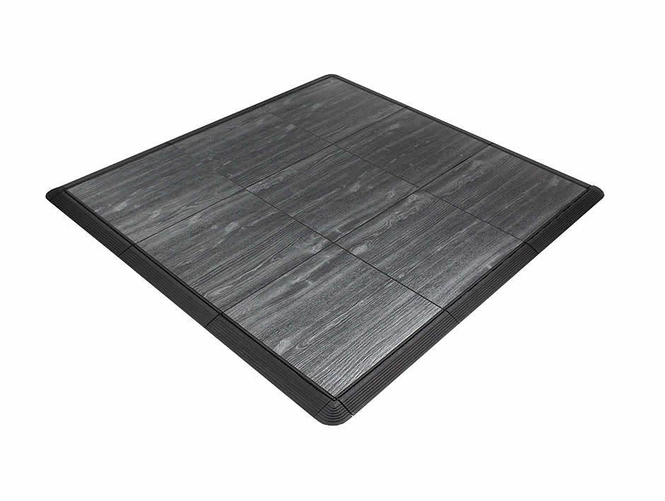 Dance Floor Kit - 10' x 10' (100 sq. ft.)