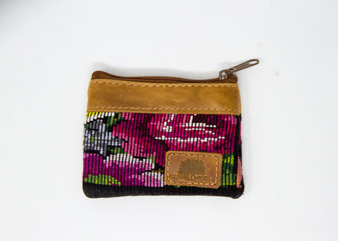 Huipil Coin Purse #9