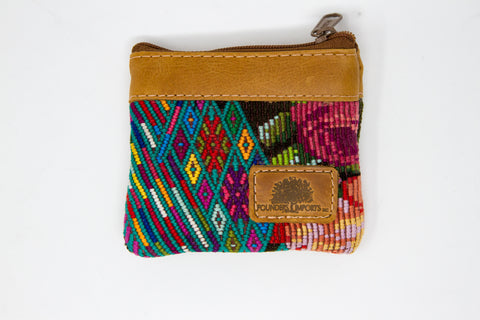 Huipil Coin Purse #12