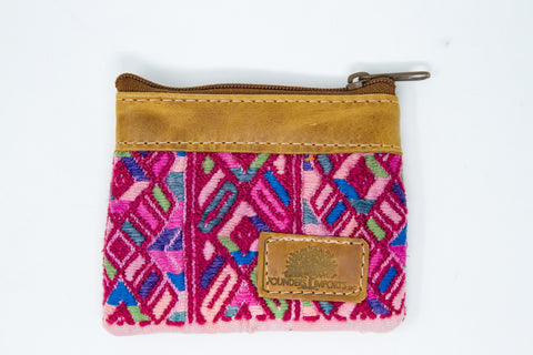Huipil Coin Purse #29