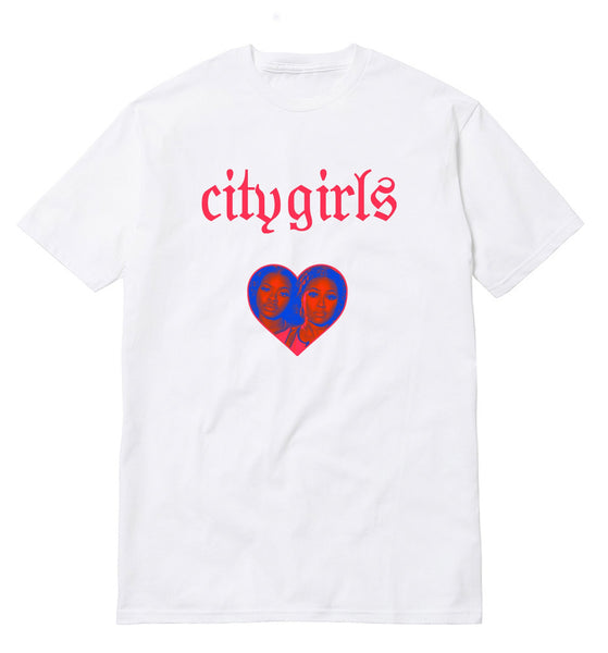 City Girls Tee [White]