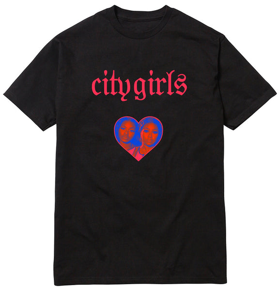 City Girls Tee [Black]
