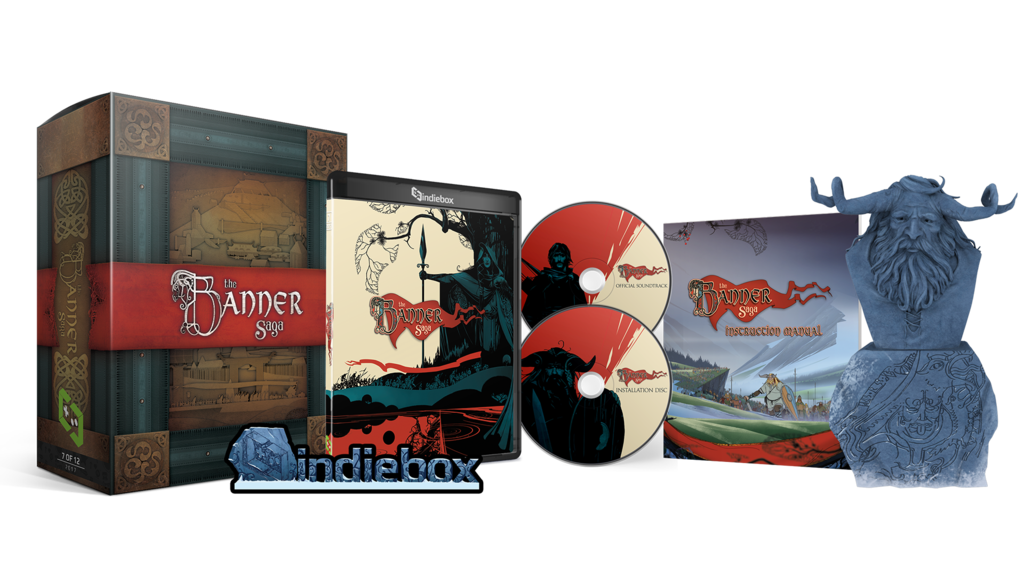 THE BANNER SAGA: COLLECTOR'S EDITION