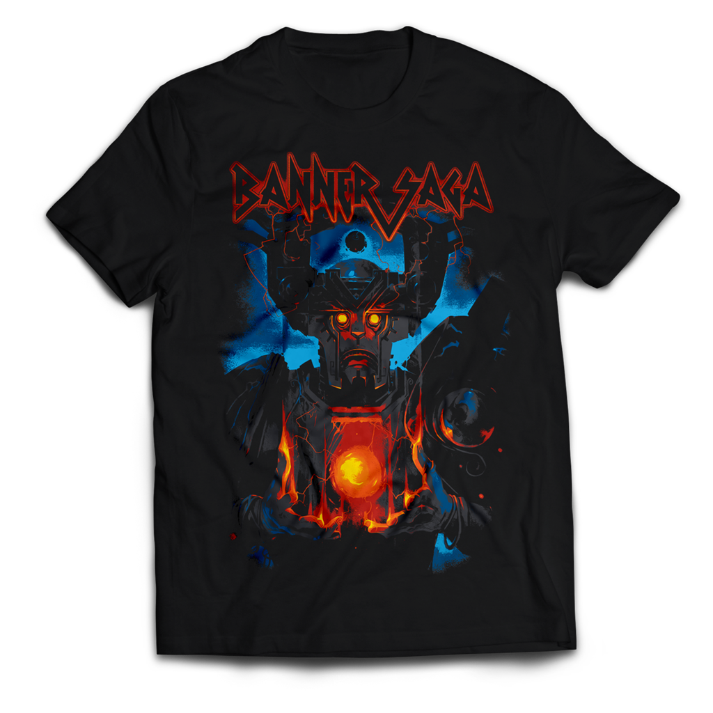 Banner Saga World Tour Tee
