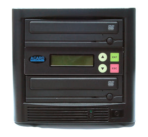 Acard Duplicator DVD/CD with ASUS DVD Writer