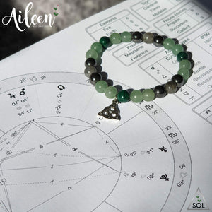 ALIGN - A Personalised Astrology Intention Bracelet