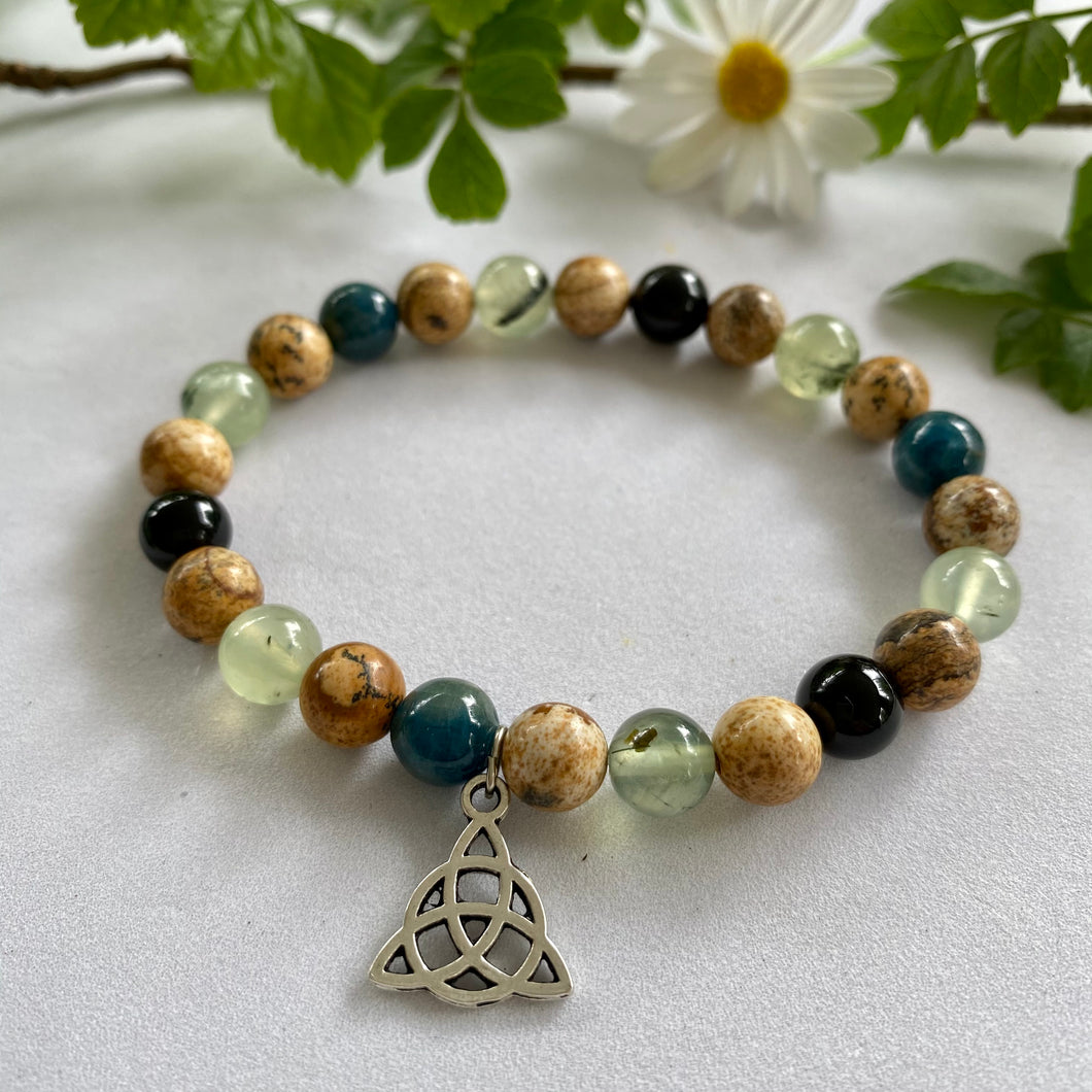 CLARITY - A Manifesting Intention Bracelet