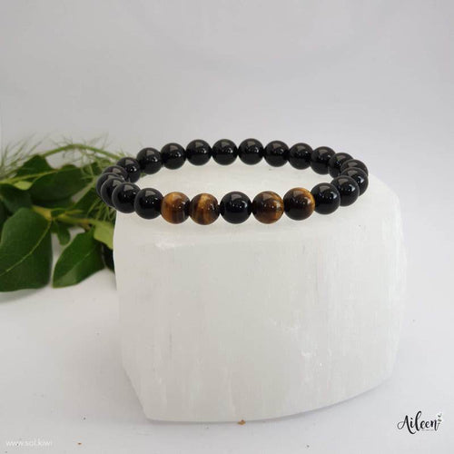 FOCUS - A Grounded Intention Bracelet