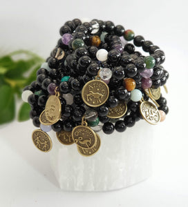 ELEMENTS - A Personalised Astrology Intention Bracelet