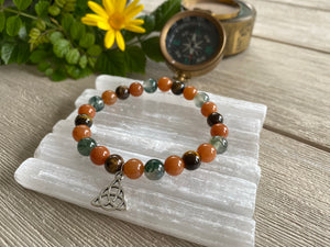 DARING GREATLY- A Courageous Intention Bracelet