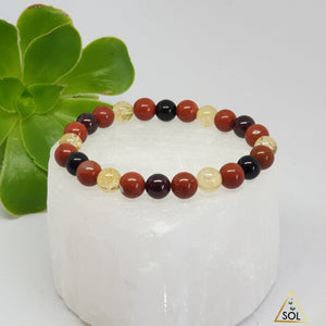 BRAVE - A  Courageous Intention Bracelet