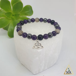 SHIELD - A Protective Intention Bracelet
