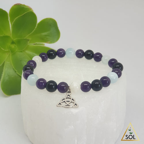 CONSOLE - A Grief Intention Bracelet