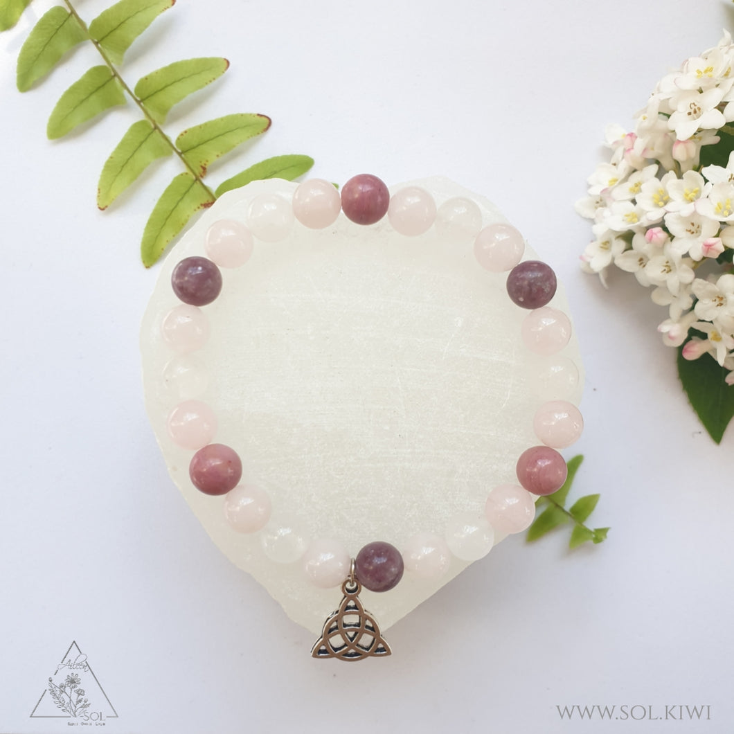 BLOSSOM - A Loving Intention Bracelet