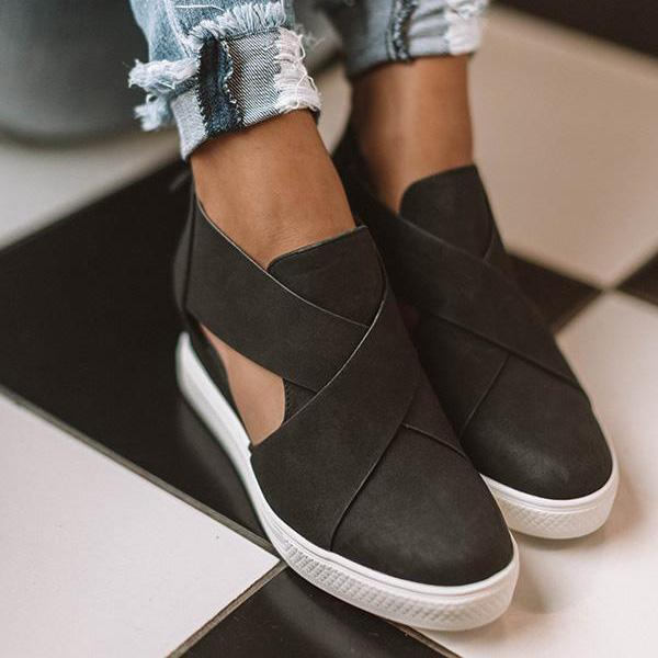 Fionachic Summer Comfortable Stylish Sneakers (Ship in 24 Hours)