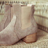 Fionachic Holly Ankle Taupe Boots