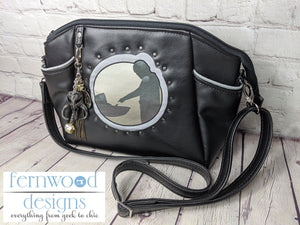 The Child Panel Purse