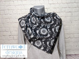 Damask Supernatural S'cowl