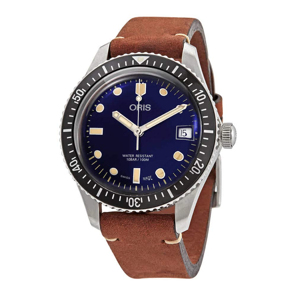 Oris Divers Sixty-Five blue ref.  01 733 7747 4055-07 5 17 45 (4419133046897)