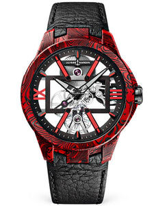 Ulysse Nardin Executive Skeleton X ref. 3713-260 / MAGMA (4500826882161)