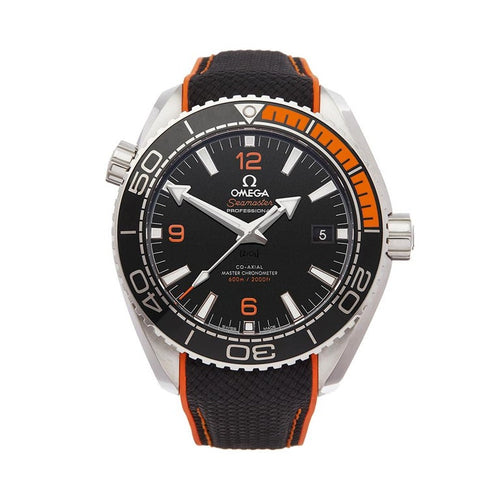 Omega Seamaster Planet Ocean 600M Omega Co‑Axial Master Chronometer 43,5 mm ref. 215.32.44.21.01.001 (4405895823473)