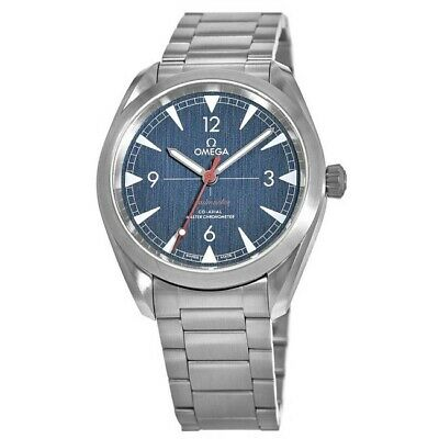 Omega Seamaster Railmaster Omega Co‑Axial Master Chronometer 40 mm ref. 220.10.40.20.03.001 (4405946613873)