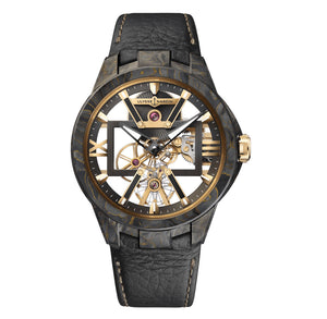 Ulysse Nardin Executive Skeleton X Carbon ref. 3715-260 / CARB (4500828913777)