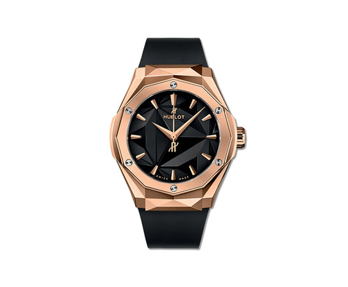 Hublot CLASSIC FUSION ORLINSKI KING GOLD ref. 550.OS.1800.RX.ORL19 (4420261216369)