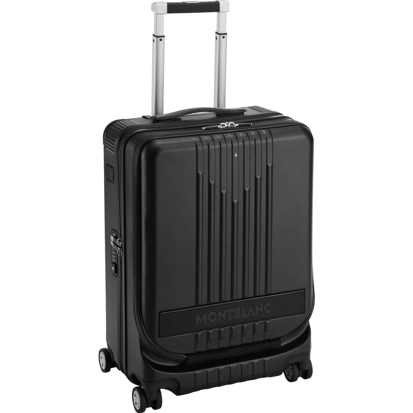 Montblanc Trolley #My4810 Cabin With Pocket Black 4 Wheels ref. 118728 (su prenotazione) (2053140742198)