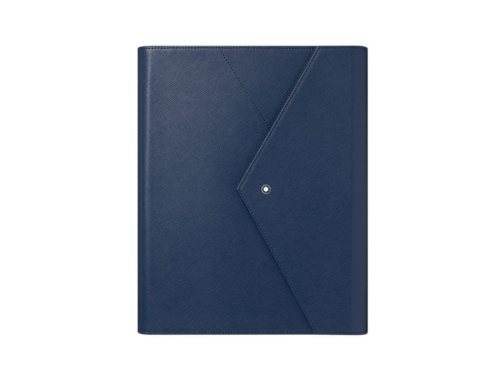 Montblanc / Augmented Paper Sartorial Blue / con penna ref. 117367 (4337233395825)