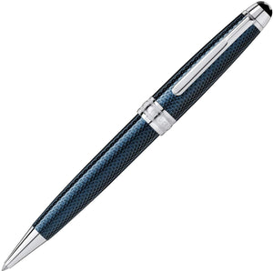 Montblanc penna Blue Metal Meisterstueck Solitaire Blue Hour ref. 112891 (4337260691569)