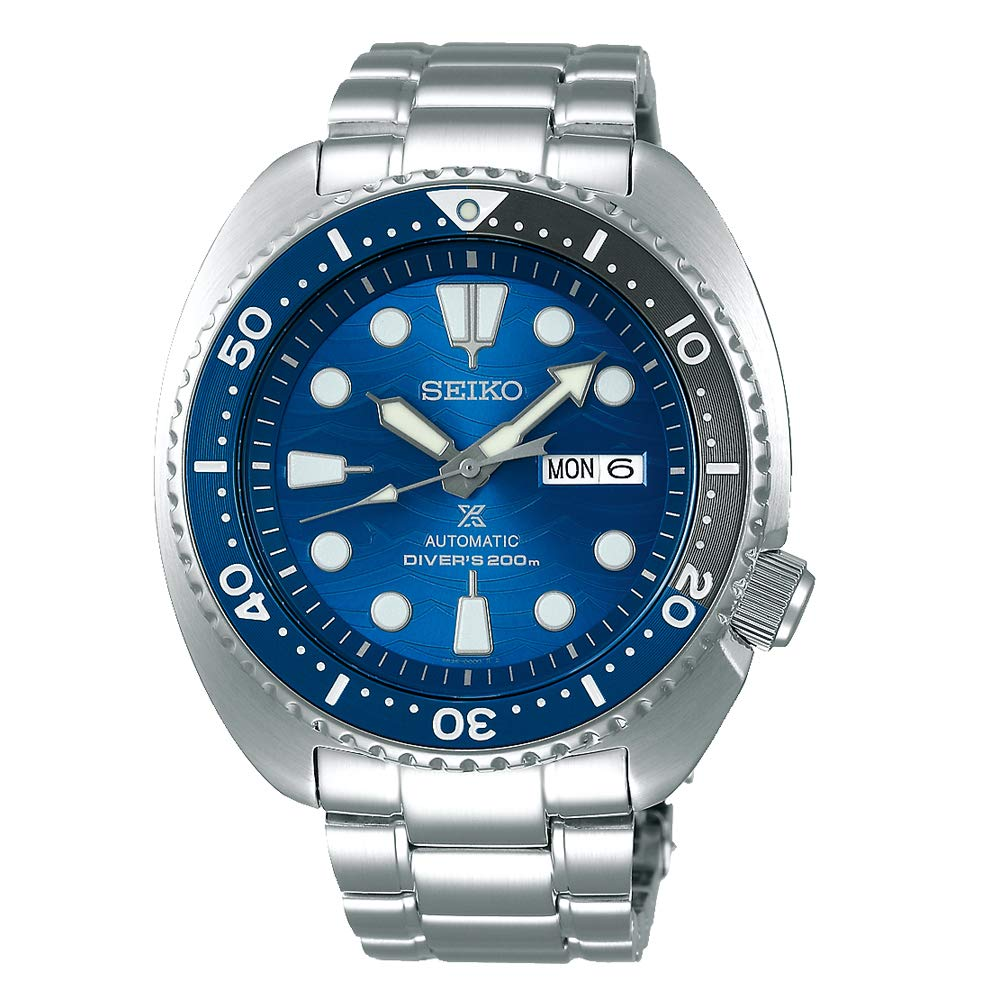 Seiko TURTLE SAVE THE OCEAN Limited edition ref. SRPD21K1 (4378562035825)